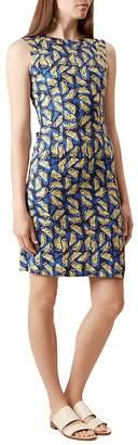 HOBBS LONDON Amalfi Lemons Dress $250 thestylecure.com