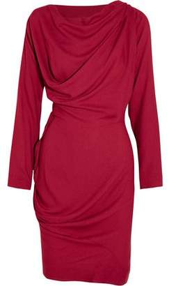 Vivienne Westwood Draped Jersey Dress