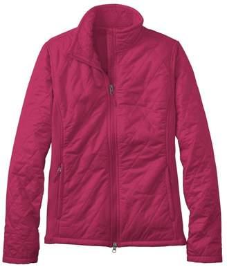 L.L. Bean L.L.Bean Women's Fleece-Lined Fitness Jacket