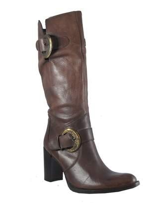 e6df71d496 Strong 7002-P Women's Dress/Casual Italian Leather Knee high High Heel Boots ,