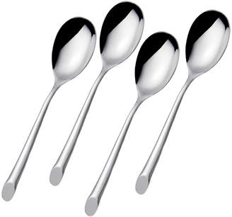 Towle Living Wave Forged Set of 4 Dinner Spoons