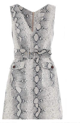 Zimmermann Corsage Safari Dress
