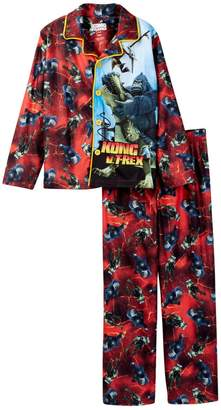 Komar Kids Kong King Of The Apes Pajama for boys