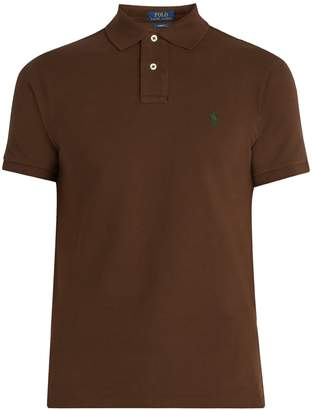 Polo Ralph Lauren Cotton-piqué polo shirt