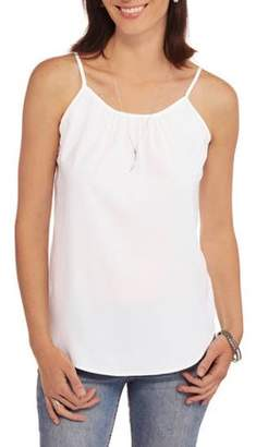 Faded Glory Women's Woven Cami