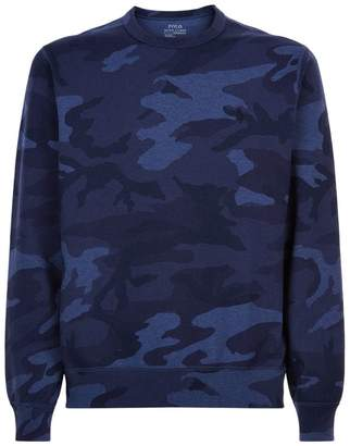 Polo Ralph Lauren Camouflage Sweater