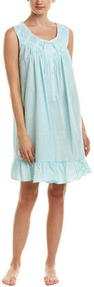Eileen West Ruffle Short Nightgown
