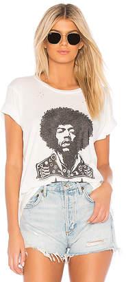 Lauren Moshi Jimi Hendrix Wolf Classic Tee