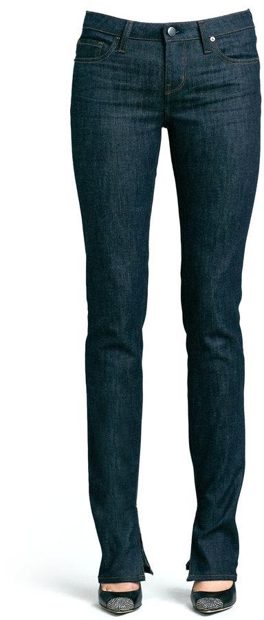Vince A.N.D. Denim Jackson 150 Wears Slouchy Ciggie Jeans