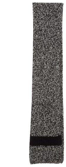 MonclerWomen's Moncler Wide Melange Knit Scarf