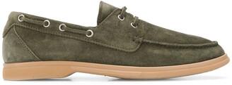 Brunello Cucinelli classic boat shoes