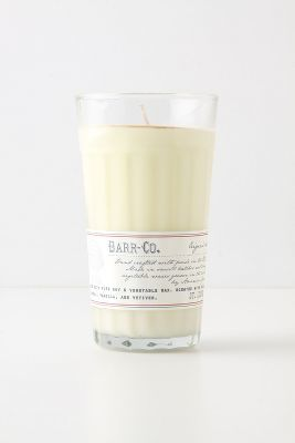 Anthropologie Barr-Co. Candle Original Scent One Size Candles