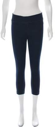 Diane von Furstenberg Mid-Rise Skinny Jeans