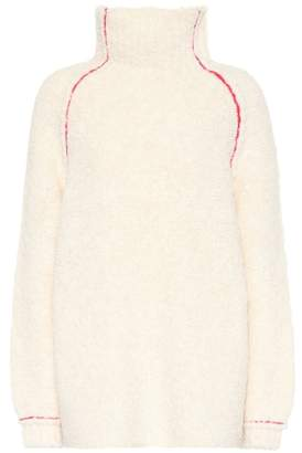81 Hours 81hours Eda wool-blend sweater