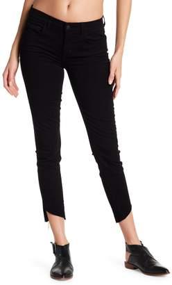 Ralph Lauren Siwy Denim Distressed & Painted Skinny Jeans