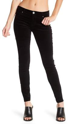 KUT from the Kloth Mid Rise Toothpick Skinny Jeans