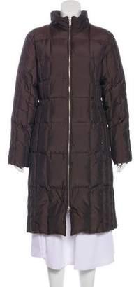 MICHAEL Michael Kors Down Knee-Length Coat