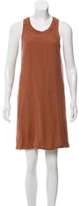 Lanvin Casual Racerback Dress
