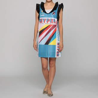 Kenzo (ケンゾー) - Kenzo Sleeveless Dress With Ruffles