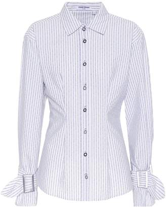 Opening Ceremony Cotton-blend shirt