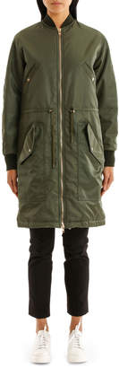 Kenzo F762ma1855ag Coat/Outerwear