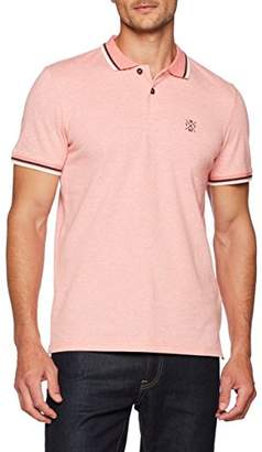 For Sale Very Cheap Clearance Comfortable Mens Two-Tone Fabric Polo Shirt Tom Tailor Free Shipping Manchester Great Sale sKWkzQNO6S