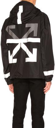 Moncler x Off White Jacket $1,355 thestylecure.com