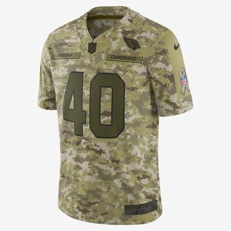 ... low price nike nfl arizona cardinals salute to service limited jersey  larry fitzgerald mens football jersey d6ccb045b