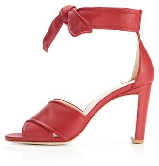 Marion Parke Leah | Leather Ankle Tie Sandal