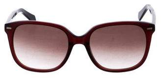 Balmain Square Tinted Sunglasses