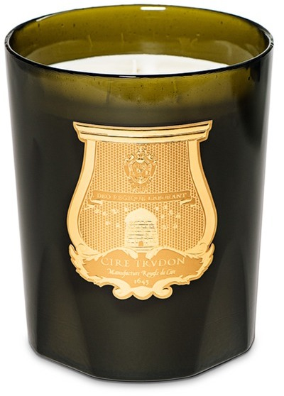 Cire TrudonCire Trudon Ernesto great candle 3kg - Leather & Tabaco scent