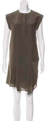 AllSaints Sleeveless Roka Dress