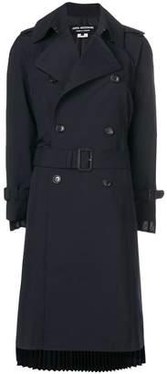 Junya Watanabe pleated back trench coat