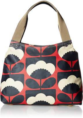 Orla Kiely Women's Classic Zip Shoulder Bag Handbag