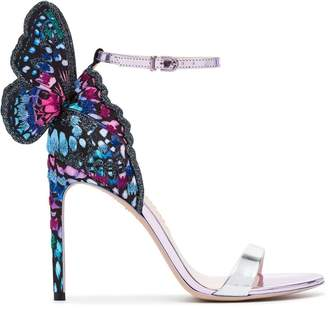 Sophia Webster multicolour chiara 100 sandals