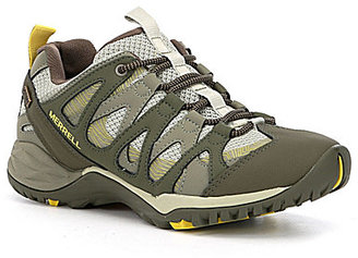 Merrell Women's Siren Hex Q2 Waterproof Light Hiking Shoes $120 thestylecure.com
