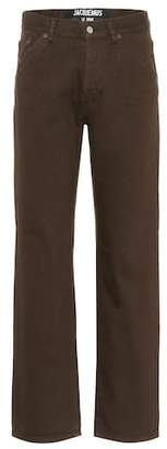 Jacquemus Le Jean high-waisted jeans
