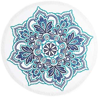 Sky Theia Round Beach Towel - 100% Exclusive