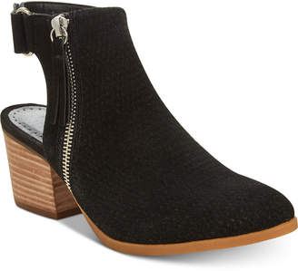 Bare Traps Baretraps Noelani Perforated Ankle Booties
