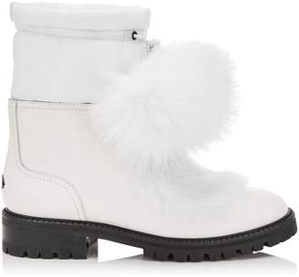Jimmy Choo Glacie Leather Boots