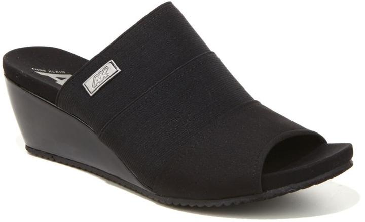 Anne Klein Anne Klein Sport Chanay Wedge Slide
