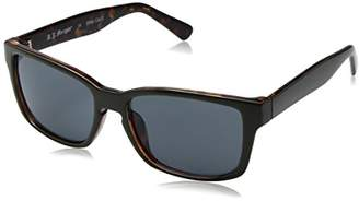 A. J. Morgan A.J. Morgan Patrol Rectangular Sunglasses