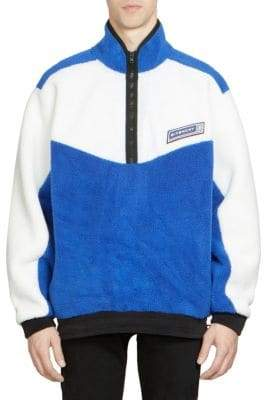 Givenchy Polar Fleece Pullover