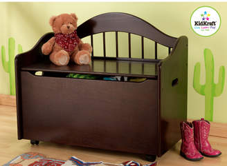 Kid Kraft Limited Edition Toy Box in Espresso
