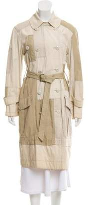 Marc by Marc Jacobs Marc Jacobs Belted Trench Coat