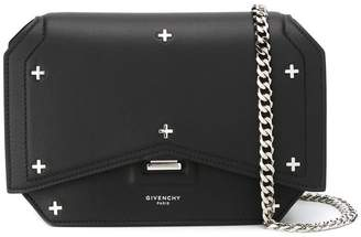 Givenchy Bow-Cut mini cross-body bag