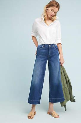Reiko Pedro Mid-Rise Culotte Jeans