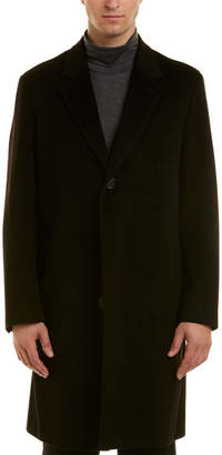 Brooks Brothers Wool Dress Coat