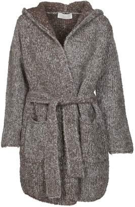 Fabiana Filippi Tie Waist Cardi-coat
