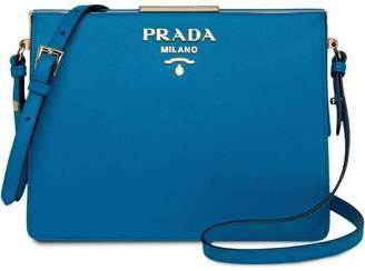 Prada Light Frame Leather Bag